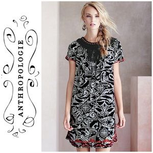 Floreat by Anthropologie Abelia dress
